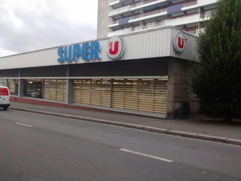 super u drive supermarch hypermarch 205 rue foug res 35000 rennes adresse horaire. Black Bedroom Furniture Sets. Home Design Ideas