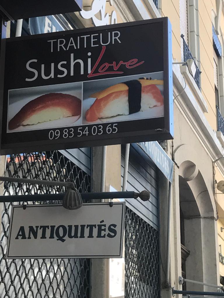 Rue Du Docteur Long Lyon Restaurant