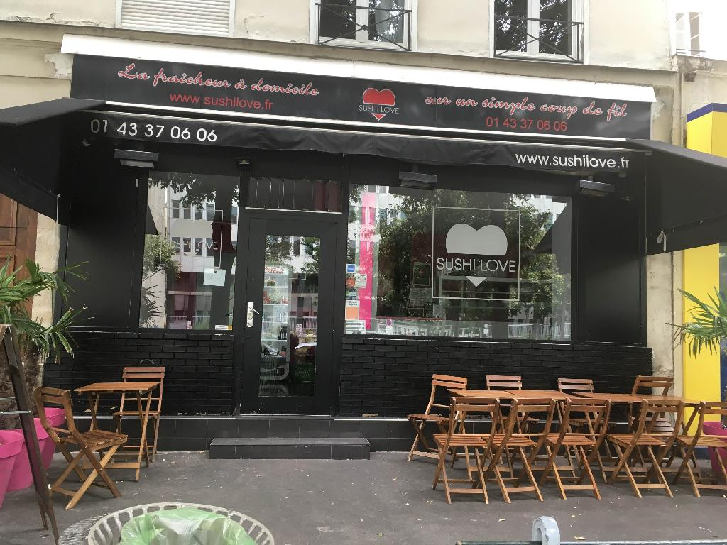 Sushi love restaurant 88 boulevard de l 39 h pital 75013 for Le garage paris austerlitz