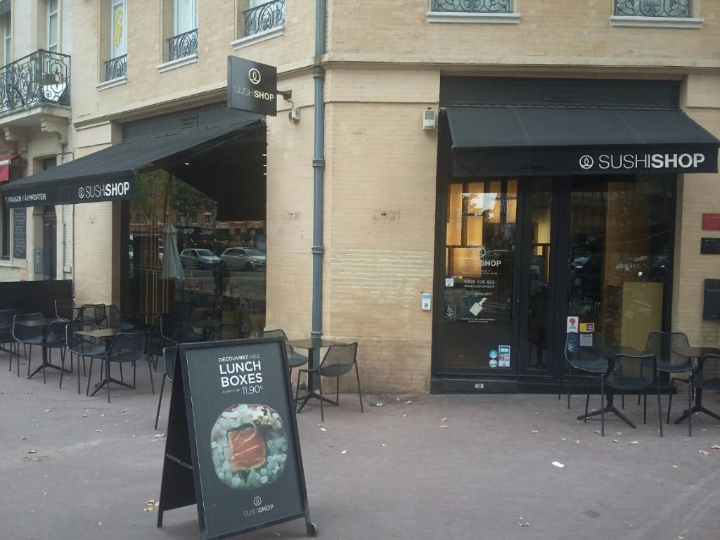 Restaurant Sushi Boulevard De Strasbourg
