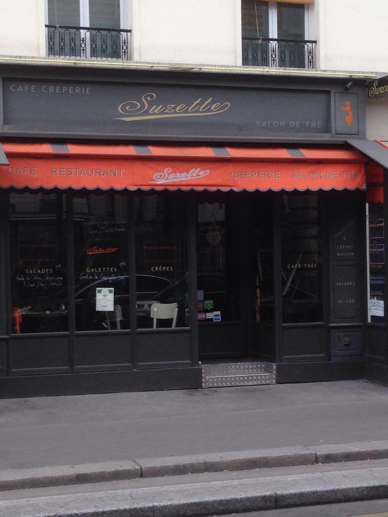 Suzette restaurant 117 boulevard de grenelle 75015 for Intuition gourmande paris