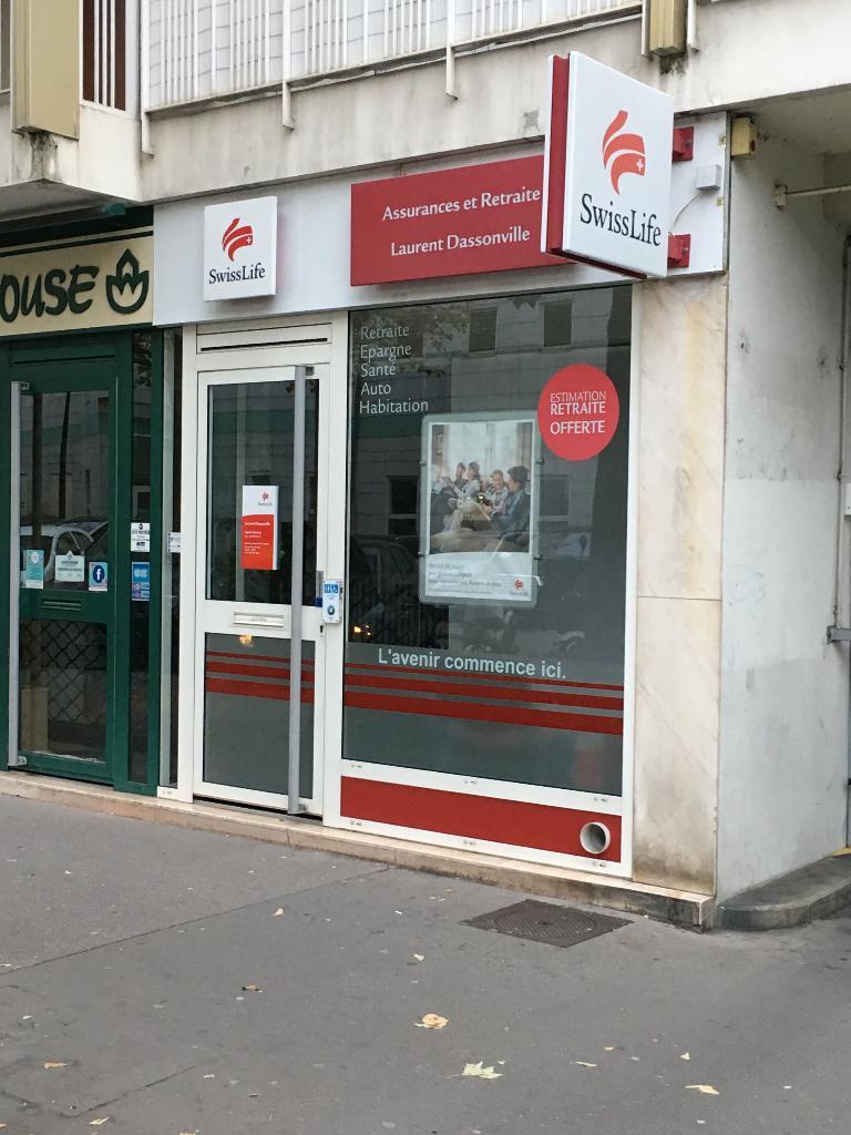 Swisslife Dassonville Laurent Agent General 10 Bis Av Chambery
