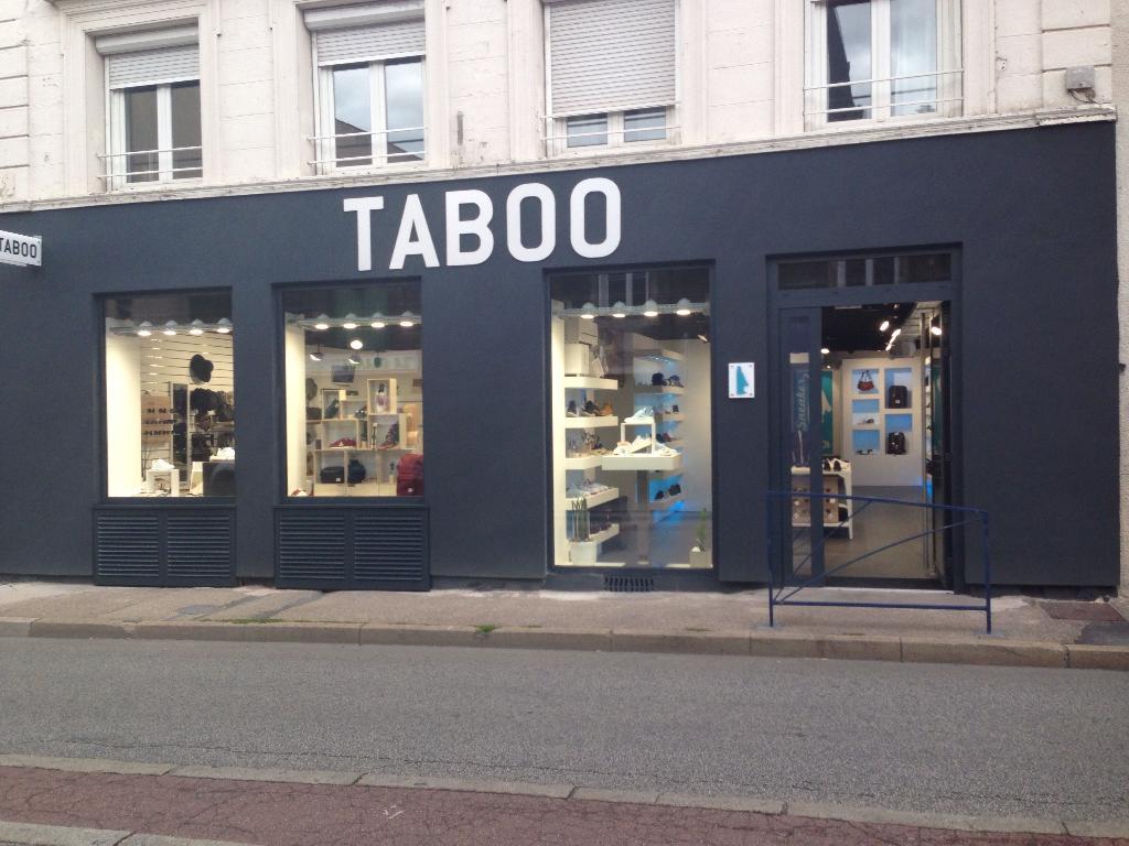 85f1ed1462b54 TABOO - Vêtements femme, 3 rue Mirabeau 42350 La Talaudière ...
