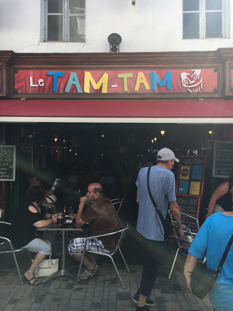 Tam Tam Restaurant 17 Grande Rue 85330 Noirmoutier En L Ile