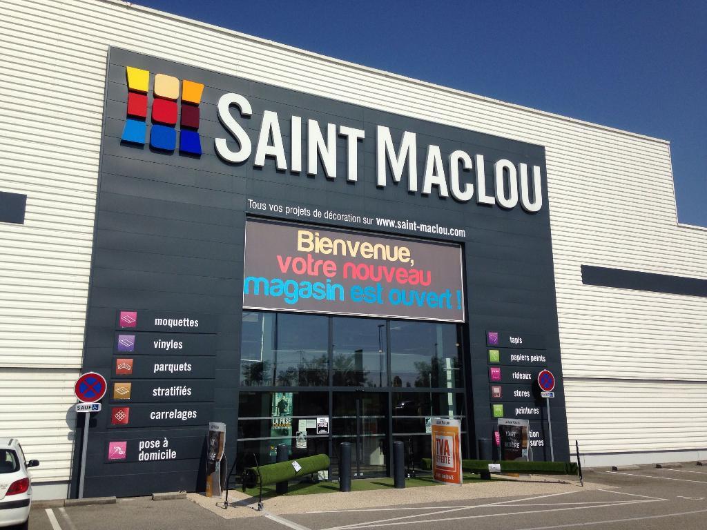 TAPIS SAINT MACLOU Saint Priest - Revêtements de sols (adresse ...
