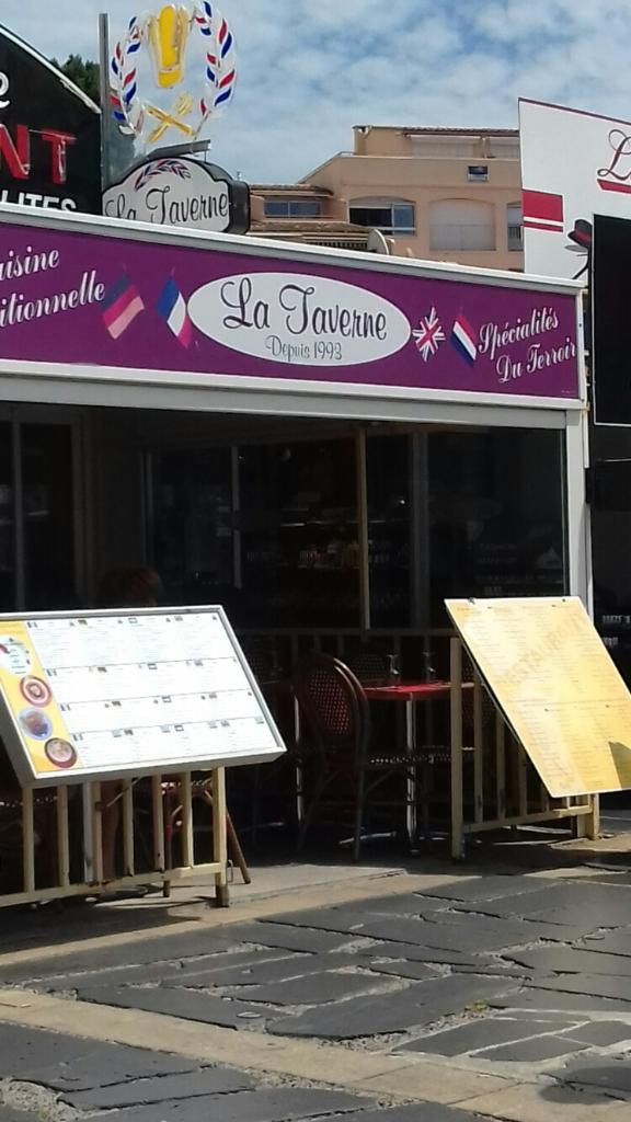 taverne alsacienne restaurant 18 quai trinquette 34300 agde adresse horaire. Black Bedroom Furniture Sets. Home Design Ideas