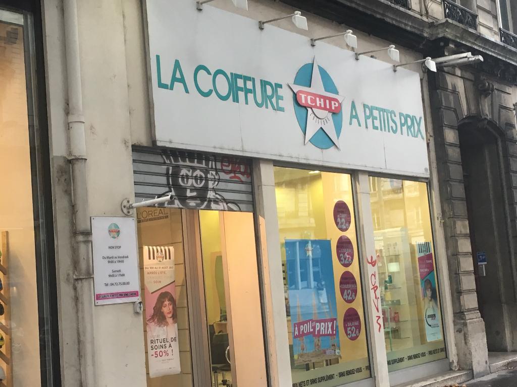 Tchip Coiffure Coiffeur 43 Avenue Marechal De Saxe 69006 Lyon