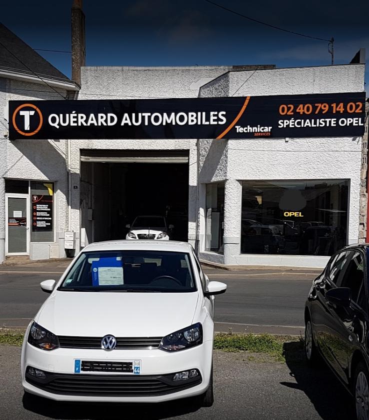 Technicar services querard automobiles garage automobile for Garage ad nantes dalby