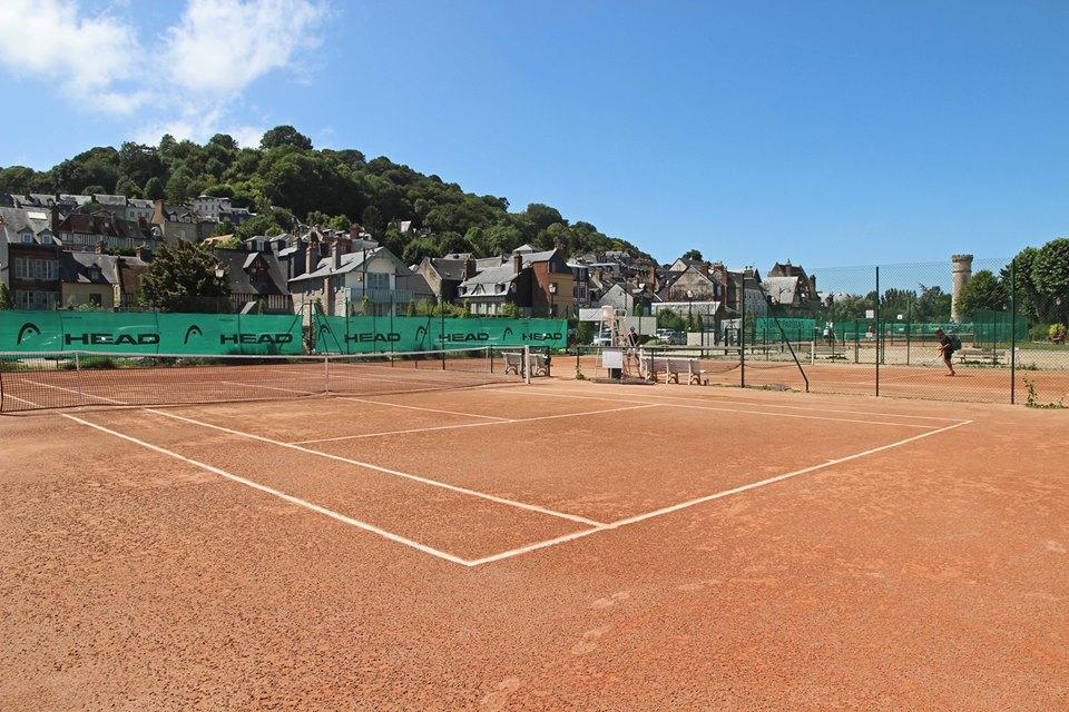 Tennis club infrastructure sports et loisirs boulevard for Piscine lisieux horaires