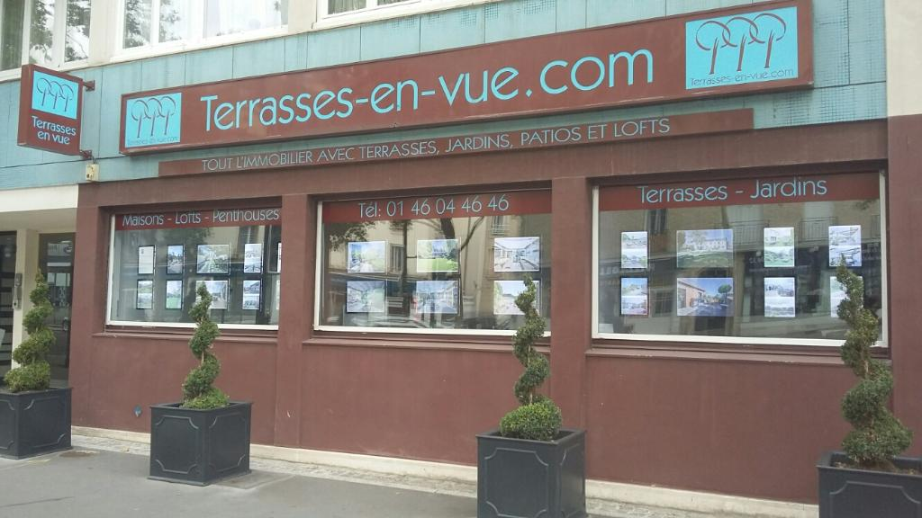Terrasses en vue com agence immobili re 51 bis route for Agence immobiliere 3f boulogne billancourt