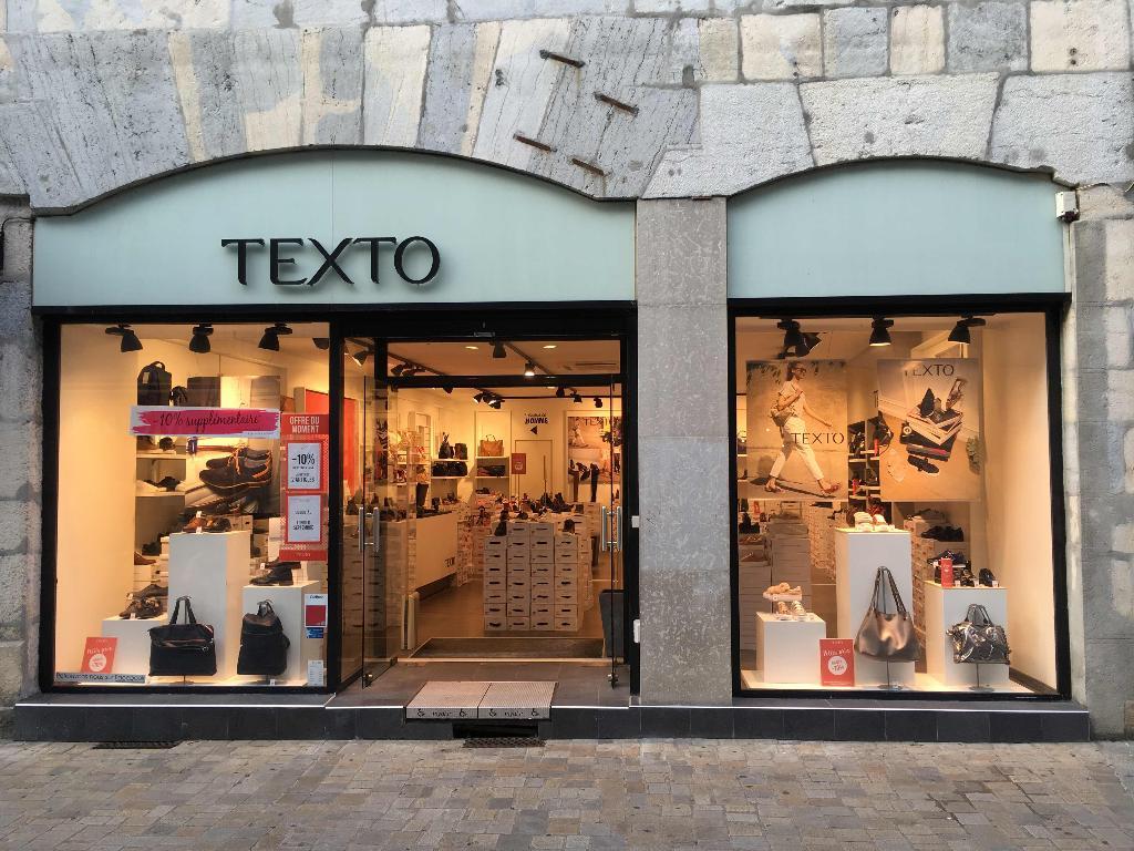 Texto France - Chaussures, 19 rue Granges 25000 Besançon - Adresse ... 2b117f83cf2f