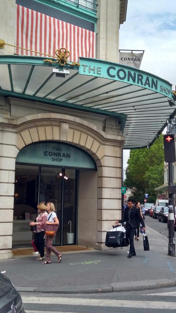 the conran shop magasin de d coration 117 rue du bac 75007 paris adresse horaire. Black Bedroom Furniture Sets. Home Design Ideas