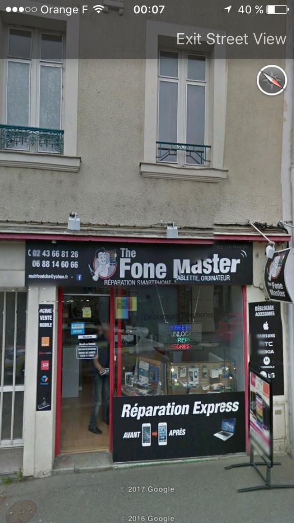 the fonemaster vente de t l phonie 31 rue bernard le pecq 53000 laval adresse horaire. Black Bedroom Furniture Sets. Home Design Ideas