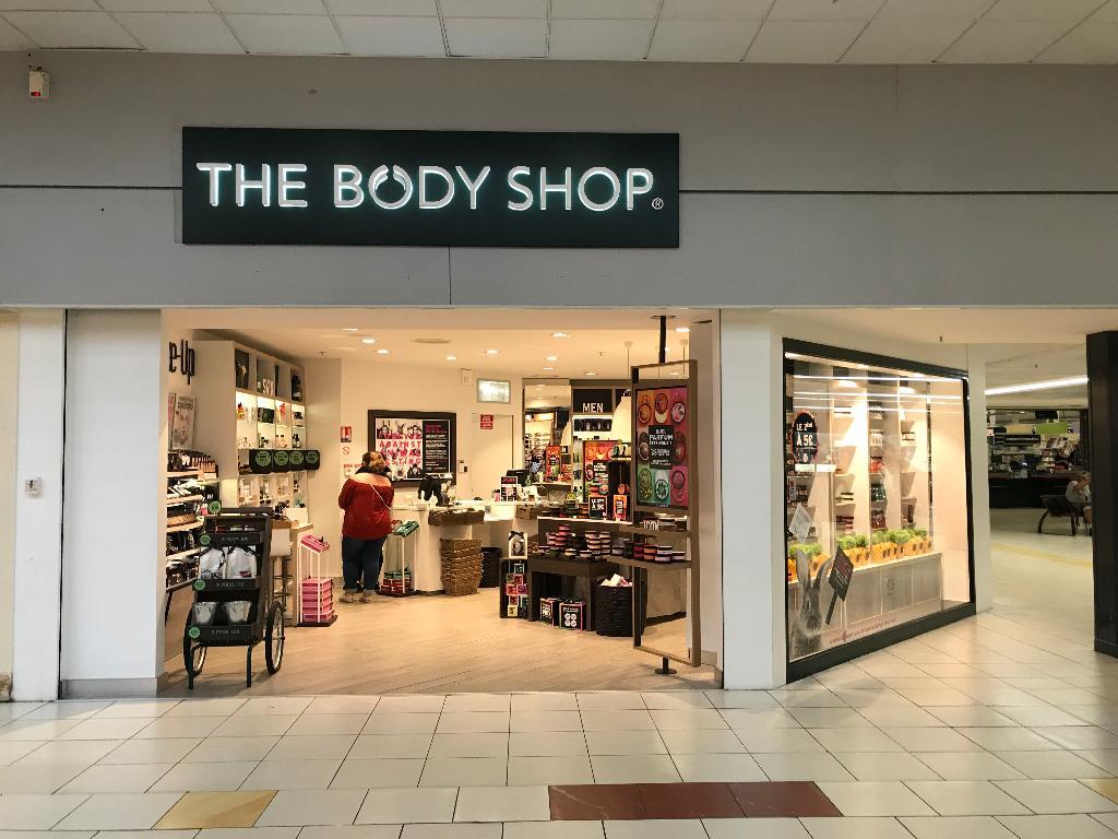 the body shop france parfumerie centre commercial. Black Bedroom Furniture Sets. Home Design Ideas