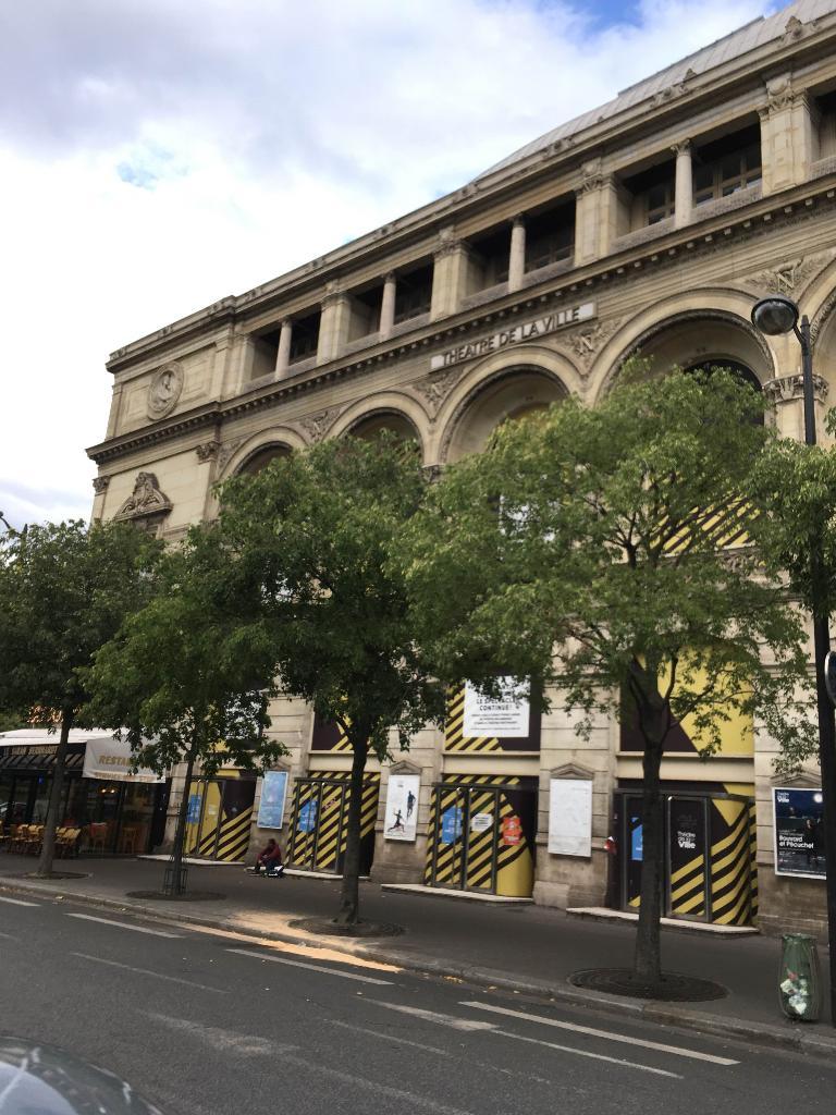 Adresse Parking Hotel De Ville Paris