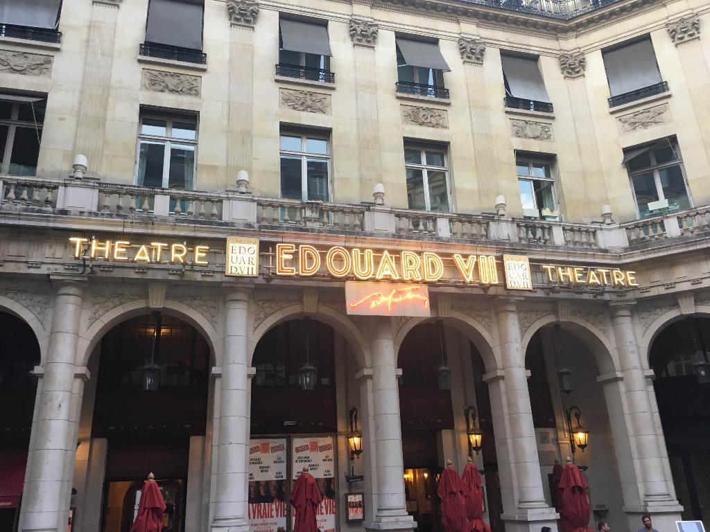 Centre d'affaire square edouard vii
