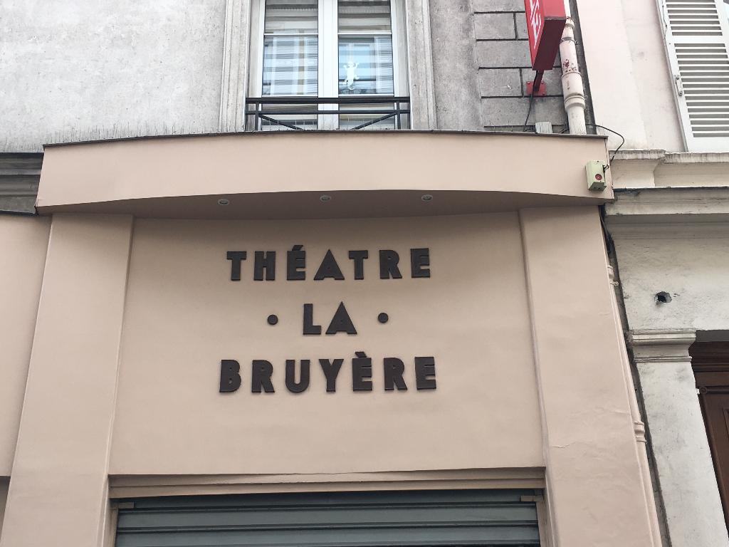 Th tre la bruy re salle de concerts et spectacles 5 rue la bruy re 75009 paris adresse - Theatre de la bruyere ...