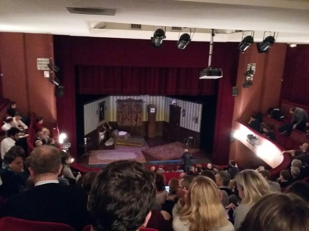 Th tre saint georges salle de concerts et spectacles for 13 a table theatre saint georges