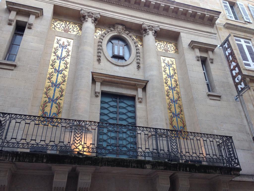 Le th atre trianon salle de concerts et spectacles 6 rue franklin 33000 bordeaux adresse - Le comptoir du jazz bordeaux ...