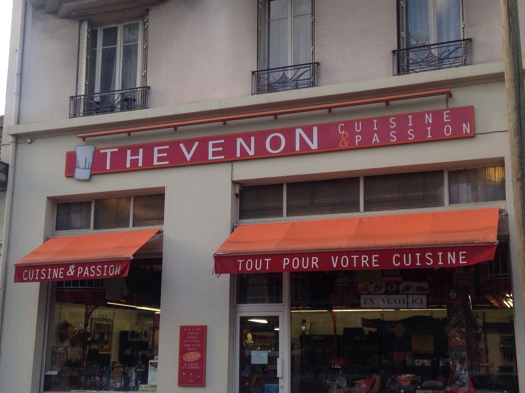 Maison thevenon mat riel pour restaurants 105 cours for Materiels restaurant