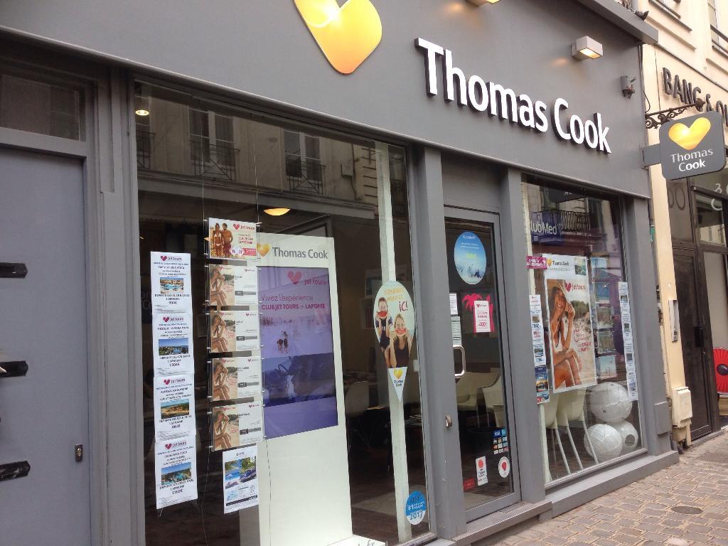 Thomas Cook Voyages Agence De Voyages 41 Rue Esquermoise 59000