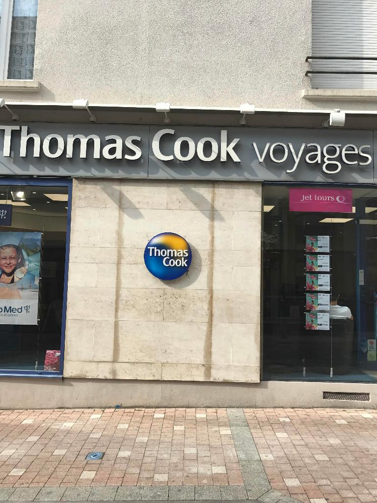 thomas cook voyages agence de voyages 42 rue georges. Black Bedroom Furniture Sets. Home Design Ideas