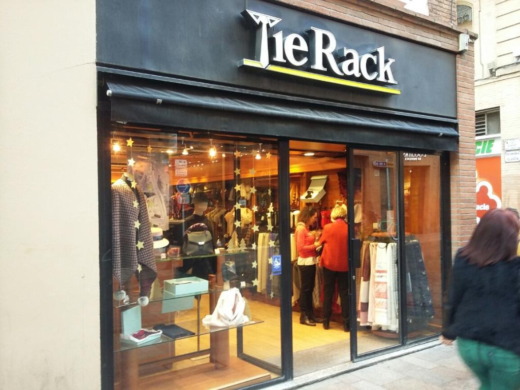 Tie Rack - Accessoires de mode, 33 rue Lafayette 31000 Toulouse ...