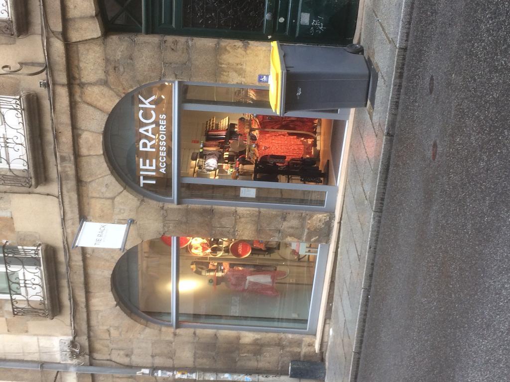 Tie Rack France Rennes - Vêtements femme, 3 rue de Châteaurenault ...