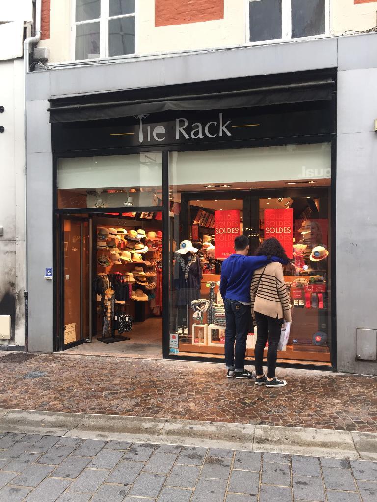 Tie Rack - Accessoires de mode, 22 rue Béthune 59000 Lille - Adresse ...