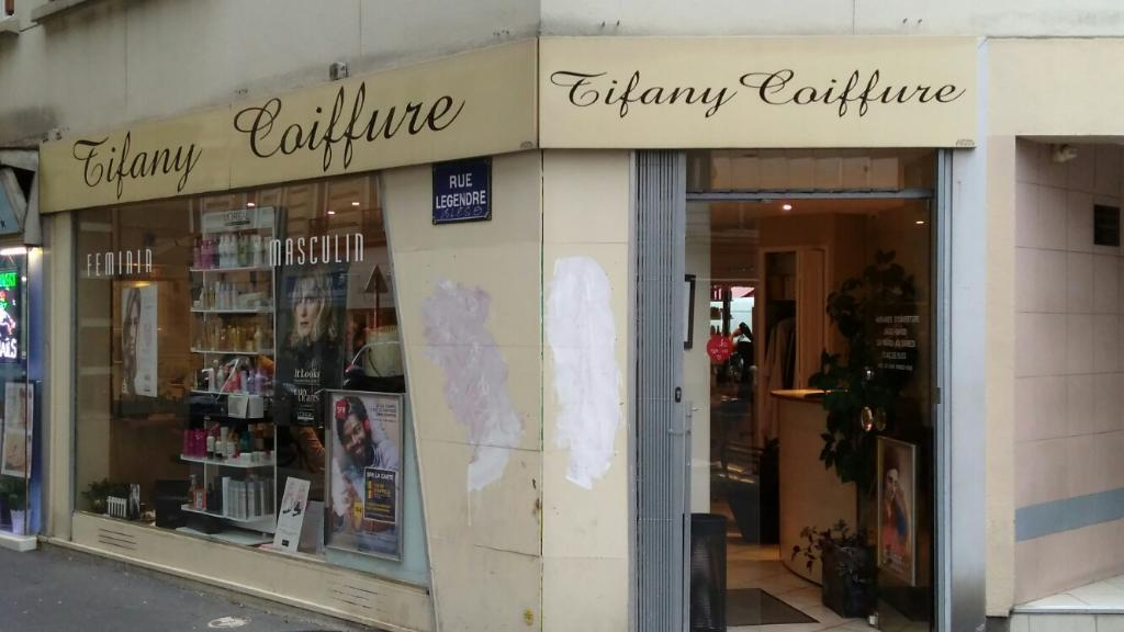 Tifany Coiffure Coiffeur 190 Rue Legendre 75017 Paris Adresse