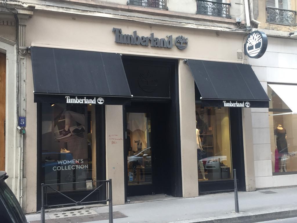 timberland boutique ile de france
