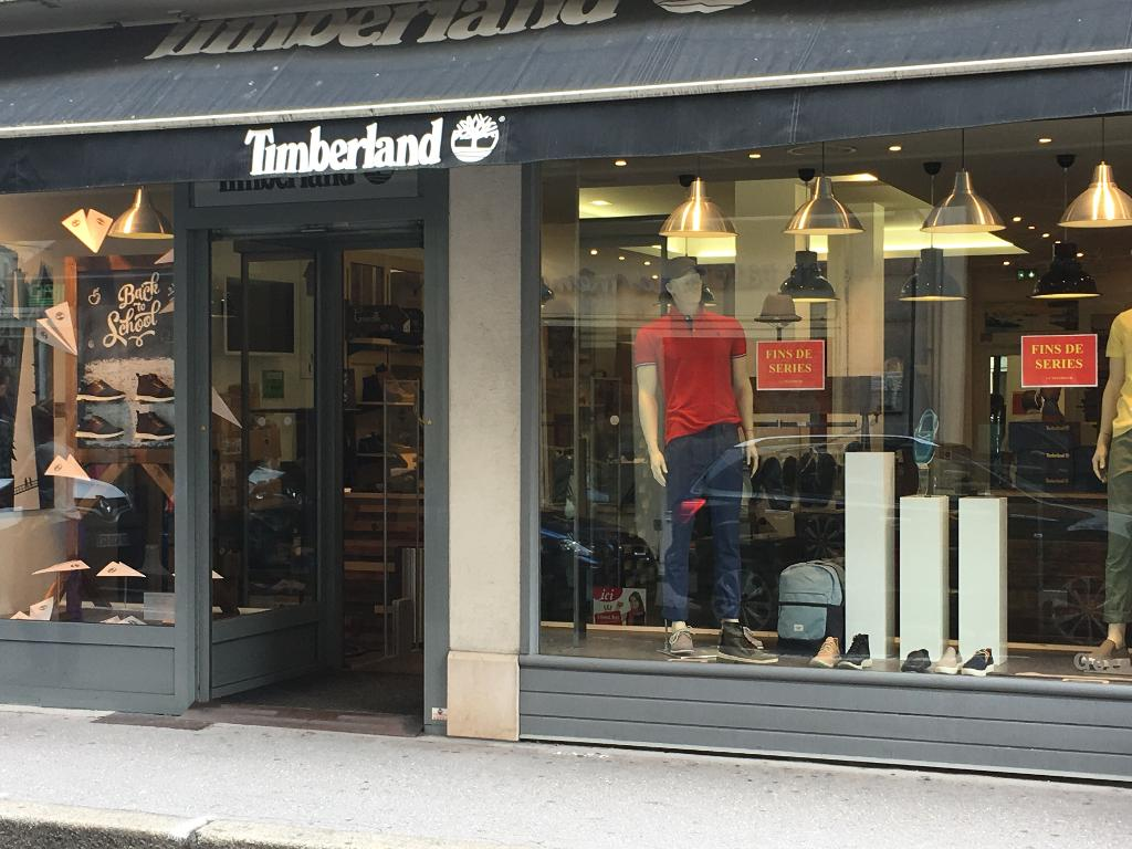 Timberland Annecy Magasin de chaussures (adresse)