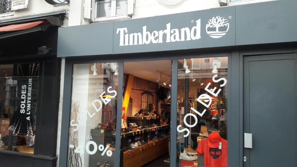 timberland store paris france