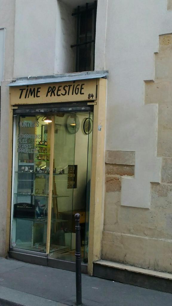 Atelier bijouterie rue du temple