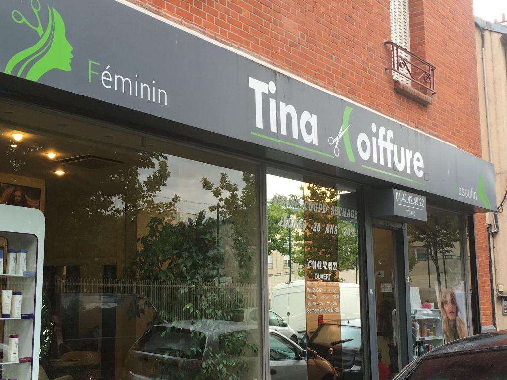 Tina Coiffure Coiffeur, 321 avenue Argenteuil 92270 Bois colombes Adresse, Horaire # Coiffeur Bois Colombes