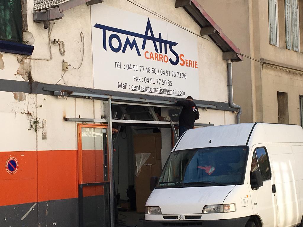 Tomatis carrosserie et peinture automobile 1 boulevard for Garage fiat marseille 13008