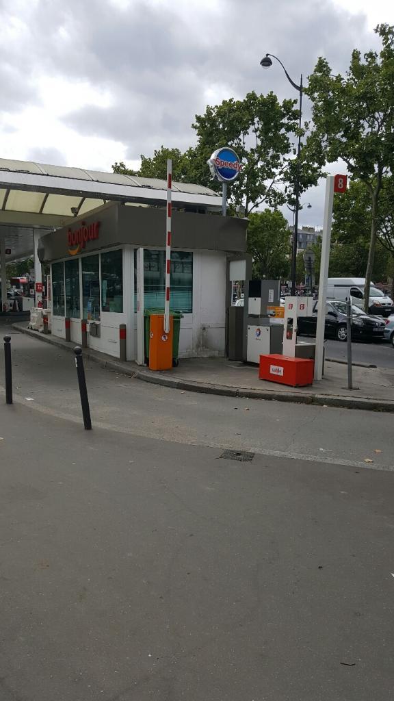 Total station service 30 avenue de la porte de clignancourt 75018 paris adresse horaire - Station total porte d italie ...