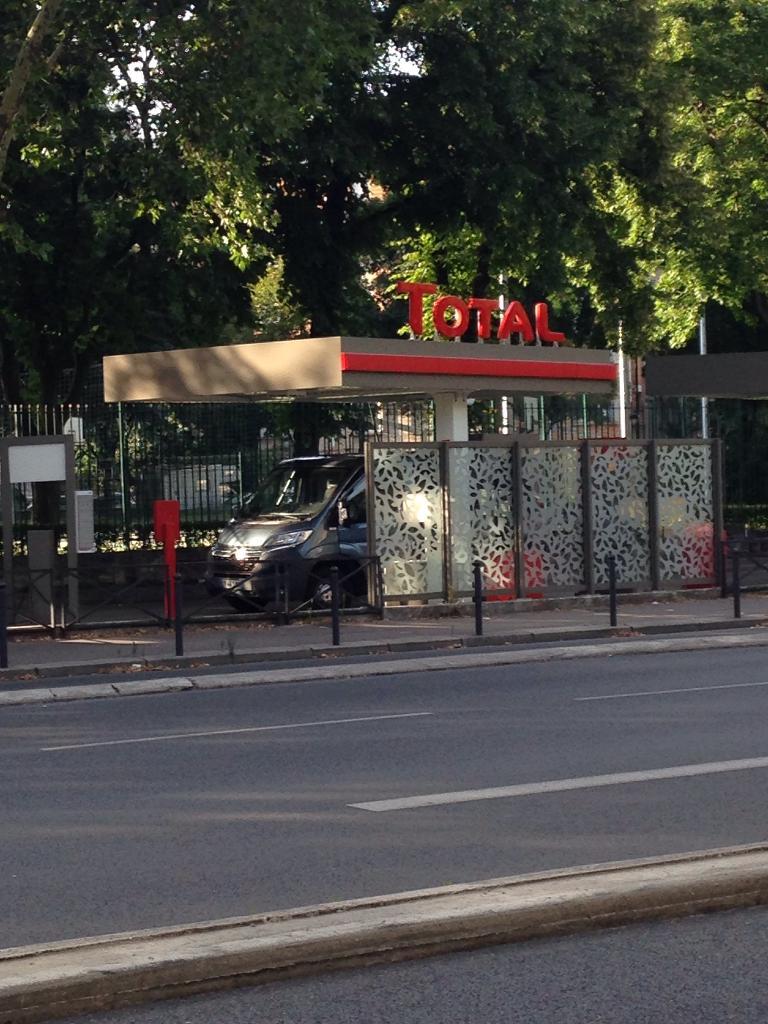 Total porte de chatillon station service 28 avenue de la porte de ch tillon 75001 paris - Station total porte d italie ...