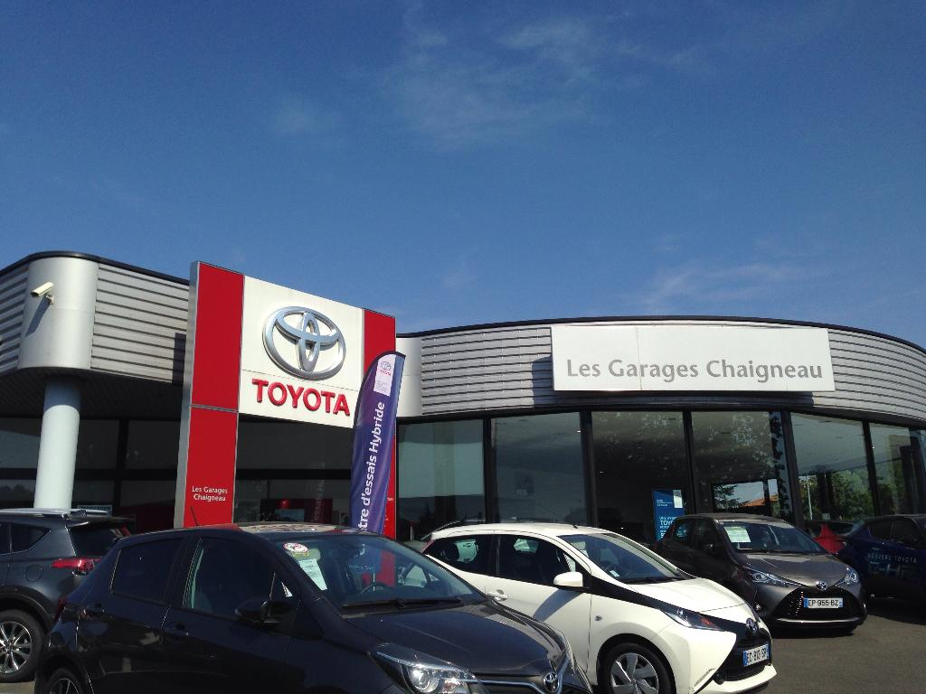 Garage toyota garage automobile 4 rue docteur ren for Garage renault avesnes le comte