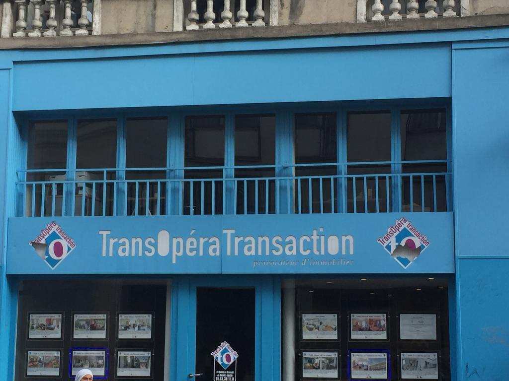 Trans opera transaction agence immobili re 5 rue for Agence immobiliere 75011