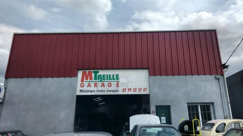 Garage Cesson Sevigne