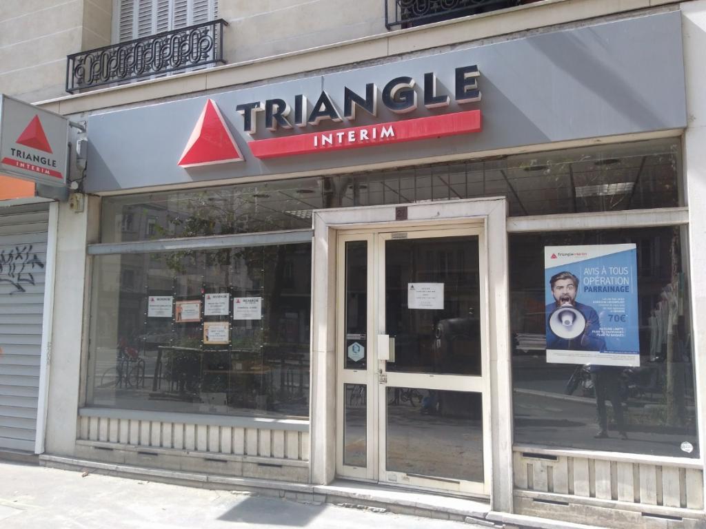 triangle interim agence d 39 int rim 25 avenue ledru rollin 75012 paris adresse horaire. Black Bedroom Furniture Sets. Home Design Ideas
