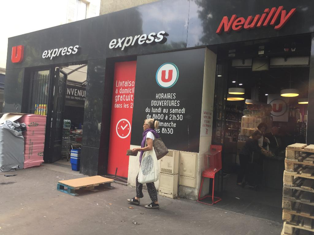 u express supermarch hypermarch 83 avenue roule 92200 neuilly sur seine adresse horaire. Black Bedroom Furniture Sets. Home Design Ideas
