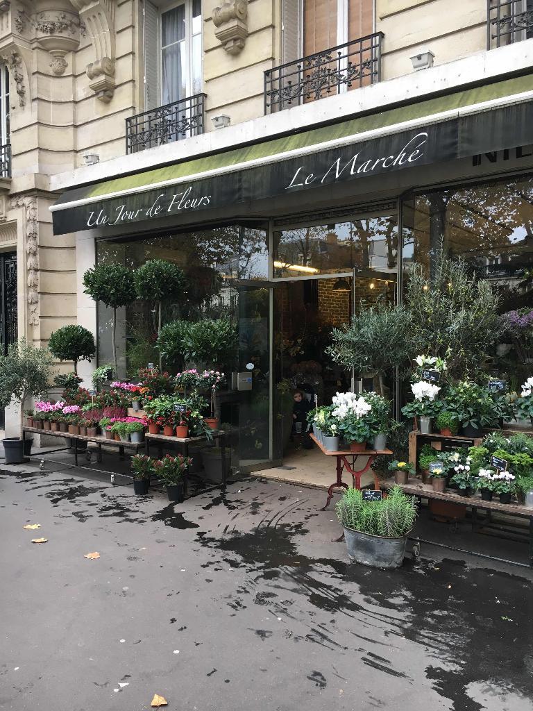 Un Jour de Fleurs - Fleuriste, 77 avenue du Roule 92200 Neuilly ...