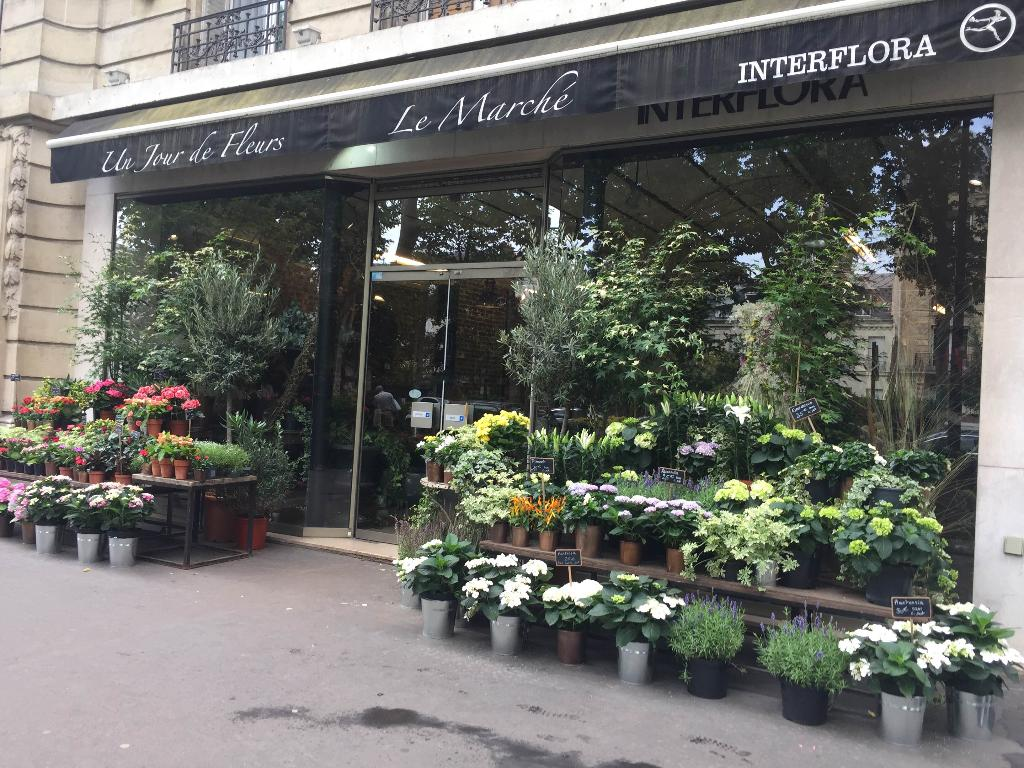 Un Jour de Fleurs - Fleuriste, 85 avenue du Roule 92200 Neuilly ...