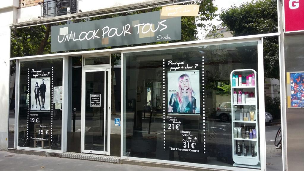 un look pour tous coiffeur 100 avenue victor hugo 92100 boulogne billancourt adresse horaire. Black Bedroom Furniture Sets. Home Design Ideas
