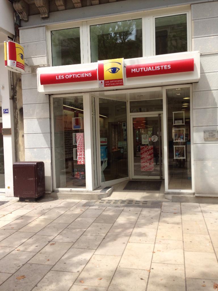 Les Opticiens Mutualistes - Opticien, 30 avenue Victor Hugo 26000 ... acbf292e6ae8