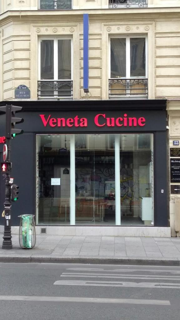veneta cucine paris centre vente et installation de. Black Bedroom Furniture Sets. Home Design Ideas