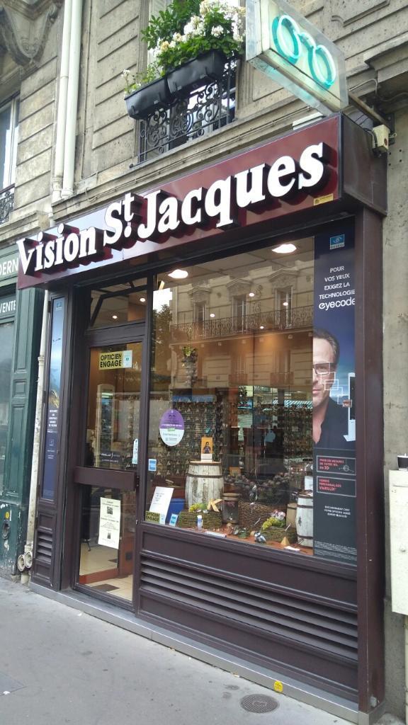vision saint jacques opticien 38 rue gay lussac 75005 paris adresse horaire. Black Bedroom Furniture Sets. Home Design Ideas