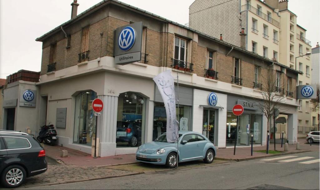 Volkswagen stna garage automobile 154 avenue victor for Garage marauto clamart